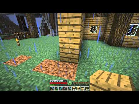 Minecraft Building with BdoubleO Episode 43 Superman Pajamas