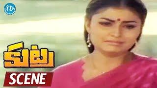 Kutra Movie Scenes - Purnima Narrates Her Flashback To Arjun || Mahalaxmi - IDREAMMOVIES