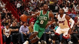 Jeff Green's Crazy Game Winning 3 Against The Heat