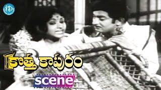 Kotta Kapuram Movie Scenes - Padmanabham Comedy || Krishna ||  Chandra Mohan - IDREAMMOVIES