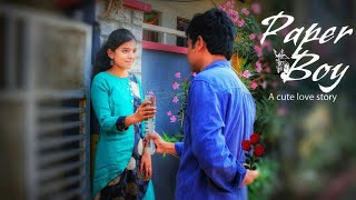 Paper Boy | Telugu Love Shortfilm 2018 | Soggallu Vines - YOUTUBE
