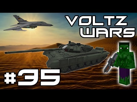 Minecraft Voltz Wars - CrazyLees Crazy Plan! #35
