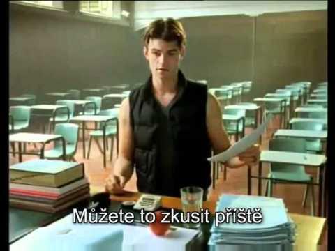 Student co totálně převeze profesora!:D