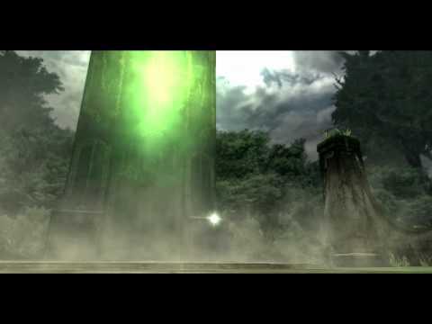 Devil May Cry 4 Mission 13 HD - Dante vs. Echidna