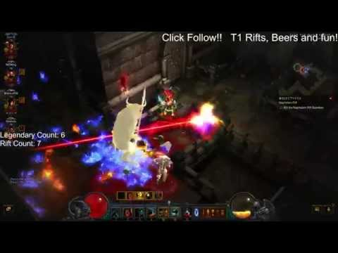 Diablo 3 cow level boss and treasure bandit