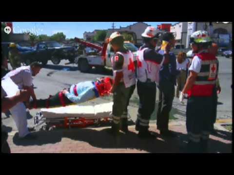 Noti 10 | Lo ejecutan y dejan narcomensaje cerca de la Puerta de Chihuahua