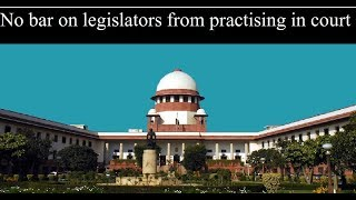 Supreme Court rules out disqualification of tainted politicians, puts onus on Parliament - NEWSXLIVE