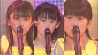 桃子・千奈美・友里奈「チュッ! 夏パ〜ティ」