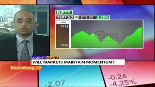 Market Guru- Expect Markets To Remain Rangebound: Anil Ahuja - BLOOMBERGUTV