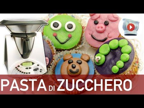 Pasta di Zucchero Bimby (PDZ)