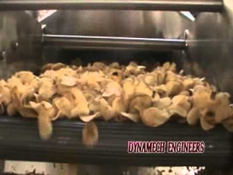 POTATO CHIPS PLANT AUTOMATIC