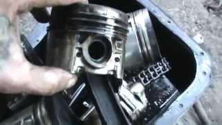 Почему двигатель после ремонта не тянет и жрет масло