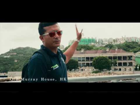 Aaron Aziz in Hong Kong Ep 7 (Old Murray House)