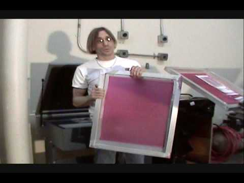 How To Screen Print: The Process Explained