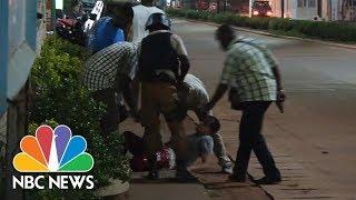 At Least 17 Dead In Burkina Faso Terror Attack | NBC News - NBCNEWS