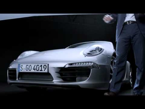 2012 Porsche 911 Carrera S Coupe - design analysis with Michael Mauer