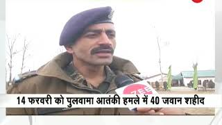 Zee News in conversation with 4 eyewitness CRPF soldiers present at Pulwama attack site - ZEENEWS
