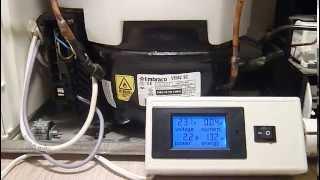 Ремонт Холодильников  либхер, Liebherr диагностика инверторного компрессора liebherr CBN 3656