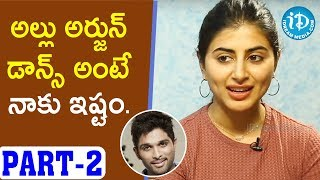 Actors Anurag Konidena & Shweta Avasthi Part #2 | #MalliMalliChusa | Talking Movies With iDream - IDREAMMOVIES