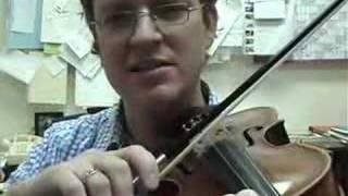 Violin Lesson #16; Retakes-lifts