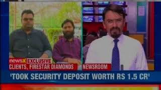 PNB Scam: NewsX speaks exclusively with the scam victim Vaibhav and Deepak - NEWSXLIVE