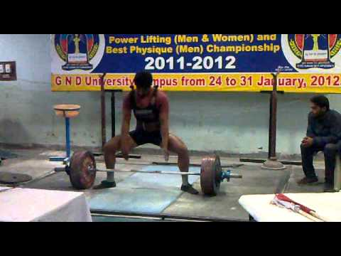 All India inter- university weight lifting 2011-2012(men & women)power lifting nd best physique