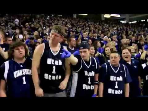 "USU Basketball ""I Believe"" Chant"