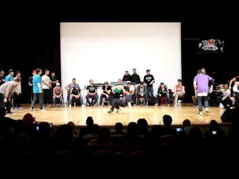 Dirilis HipHop For Life vol.3 Breakdance Battle Emir - Guney vs Matto-Serix