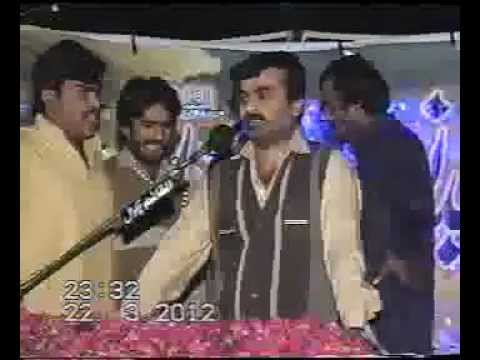 Zakir Qazi Waseem Abbas 22 March 2012  Majlis Jashan e Narooz New Qaseeday Part 1