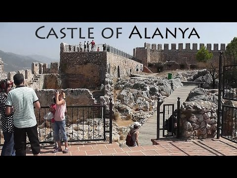 TURKEY: Castle of Alanya [HD]