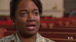 At Trump's Home Military Base, Airmen Share Stories of Diversity - VOAVIDEO