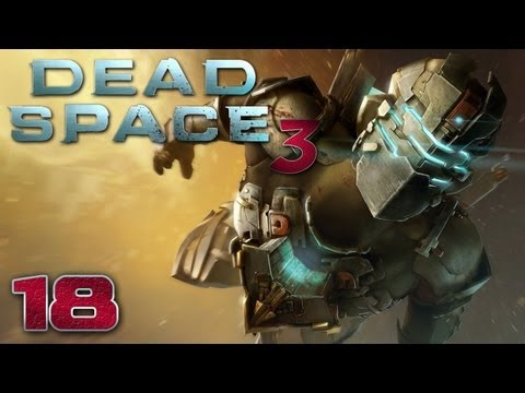 Let's Play Dead Space 3 - Jacob Danik auf der Flucht - German Deutsch Part 18