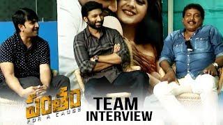 Pantham Movie Team Funny Interview | Gopichand | Prabhas Srinu | Srinivas Reddy | TFPC - TFPC