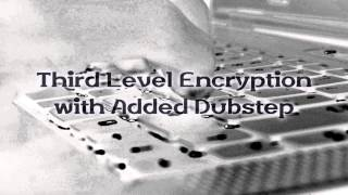 Royalty Free Third Level Encryption with Added Dubstep:Third Level Encryption with Added Dubstep