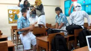 Harlem Shake in the classroom