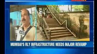 Charni road railway station: Another foot over bridge collapses in Mumbai - NEWSXLIVE