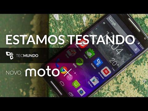 Novo Moto X (2ª geração): estamos testando - TecMundo