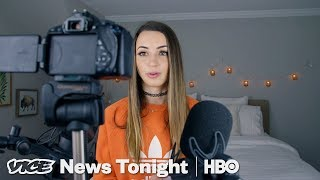ASMR Artists & Mexico's Drug Cartels | VICE News Tonight Full Episode (HBO) - VICENEWS