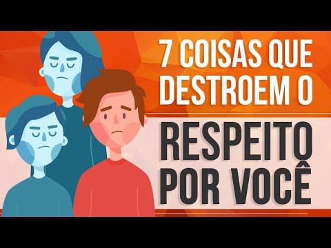 7 COISAS QUE DESTROEM O RESPEITO DOS OUTROS POR VOCÊ