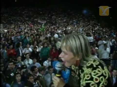 Xuxa, Festival de Viña 1990