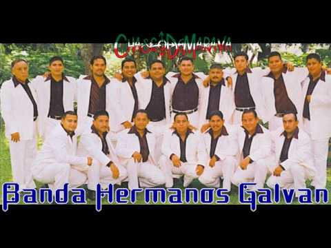 Mix De Sones Vol: 18 { Banda Hermanos Galvan }
