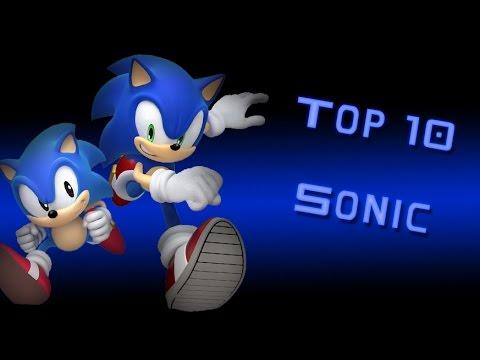 SXS - Top 10 Sonic the Hedgehog Games