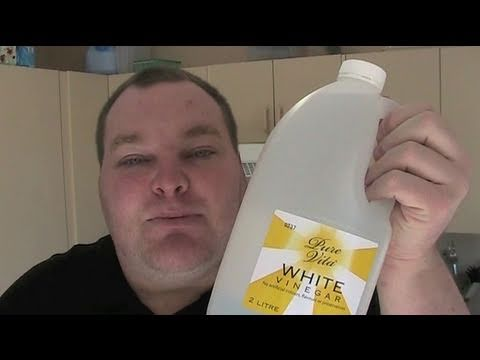Quick Tips Cleaning with White Vinegar