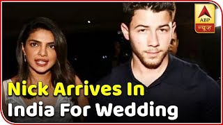 Nick Jonas is all set to arrive in India for his wedding ! - ABPNEWSTV