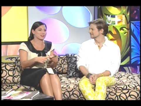 Norkys Batista en Mas Alla de la Belleza (31-07-2013) Parte 1