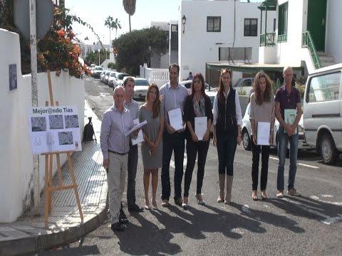 Tías pone en marcha 8 obras para dar 'un cambiazo' al interior de Puerto del Carmen