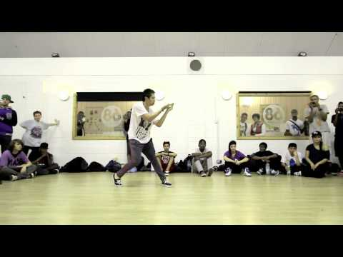 Brian Puspos Choreography - Rest Of My Life by Kevin McCall feat. Chris Brown