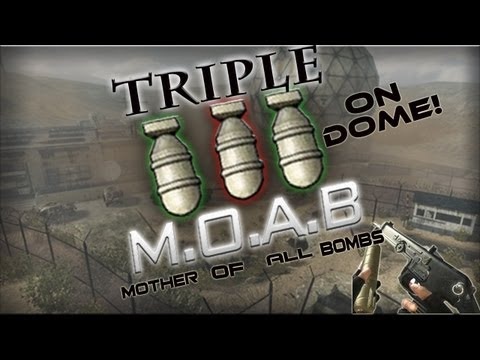 MW3: Triple MOAB w/PP90