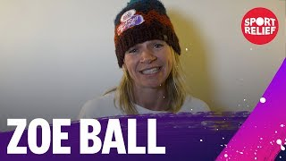 Zoe Ball's appeal film Sport Relief 2018 - BBC - BBC