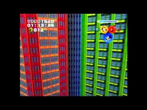 Sonic Heroes - Part 4 - Egghawkthing - Greenlight Gaming